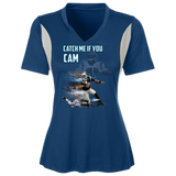 Cam Newton Panthers Custom Designed Fan Team 365 Ladies' All Sport Jersey