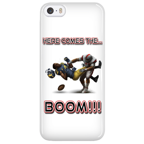 OSU Here Comes The Boom iPhone 5 Cellphone Case