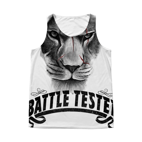 Battle Tested All Over Print Tank