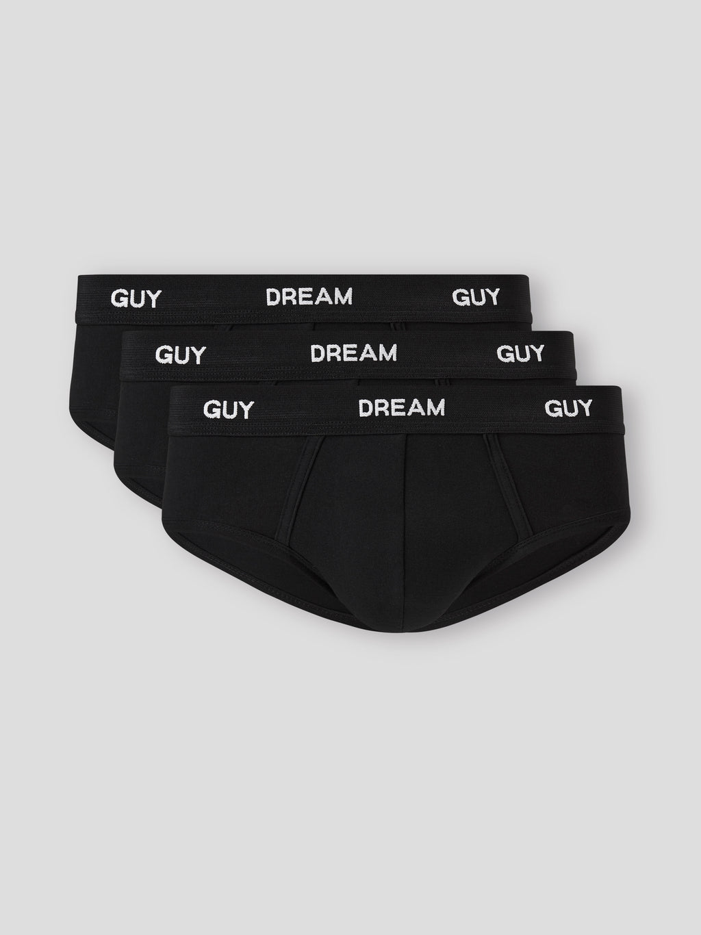 DREAM GUY ORGANIC BRIEF 3PK