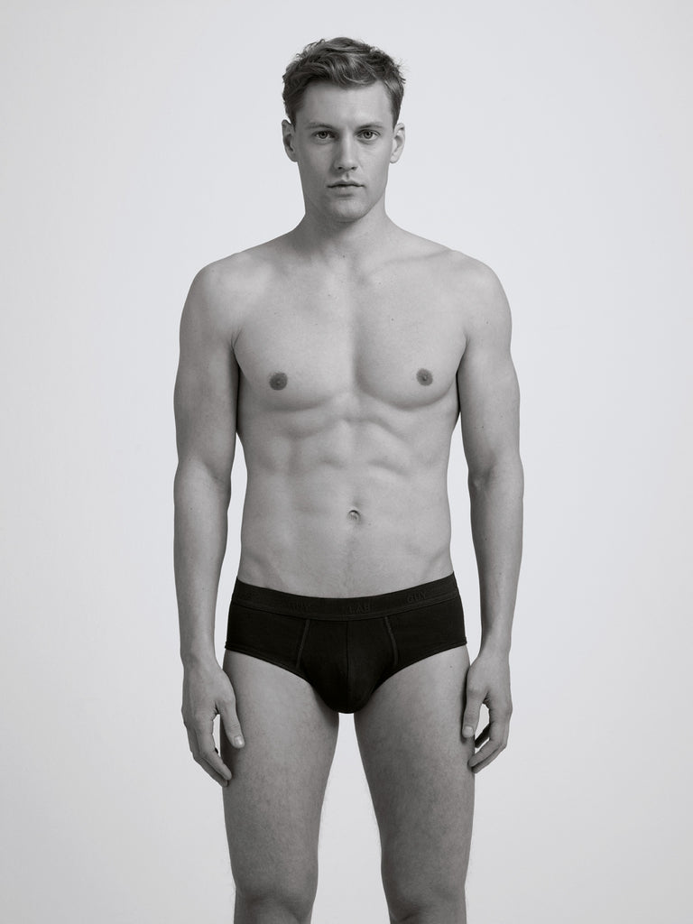 Core Slim Brief/ Black