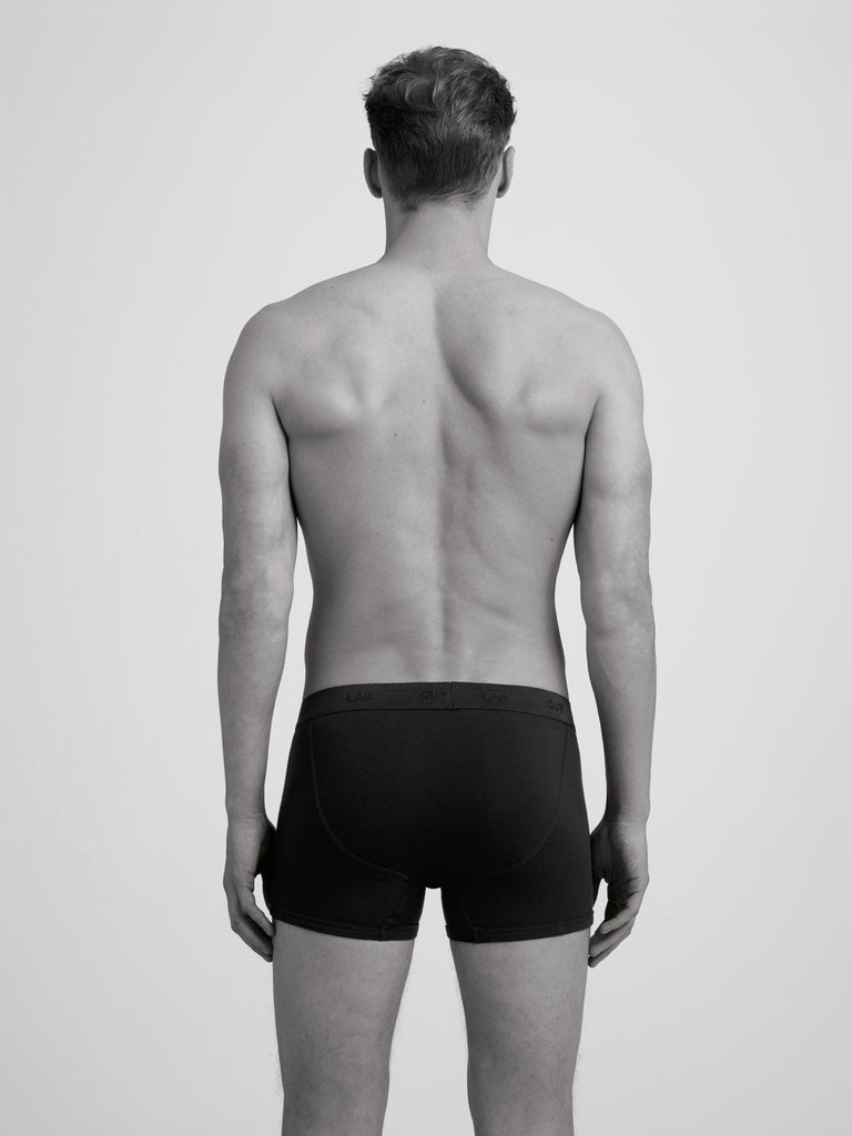Core Slim Boxer/ Twin Pack/ Black