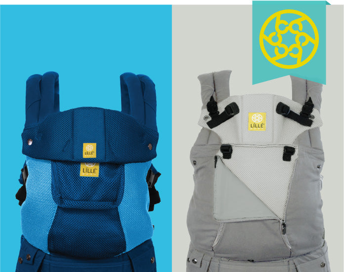 ad86ea26a6f So you re finally convinced that a LILLEbaby COMPLETE Carrier is the  perfect choice. Now which model should you choose