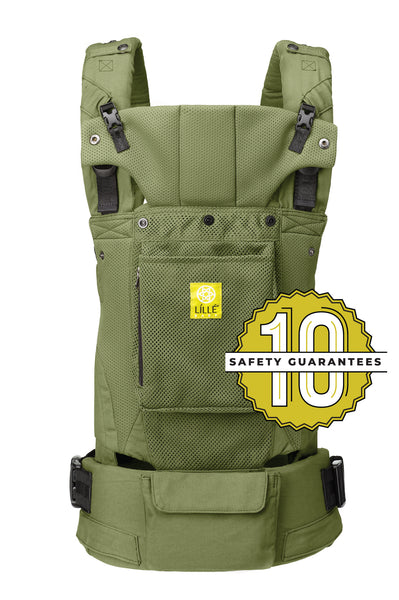SERENITY Airflow Luxury Carrier - Artichoke