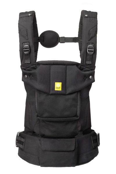 SERENITY Airflow Luxury Carrier - Black
