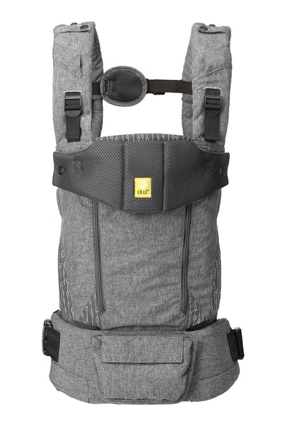 SERENITY All Seasons Luxury Carrier - Argent