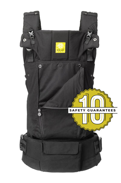 SERENITY All Seasons Luxury Carrier - Black