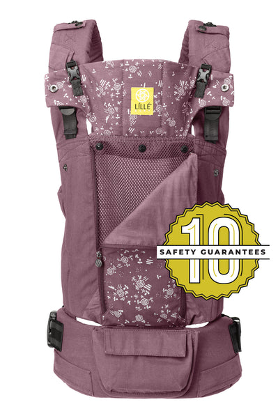 SERENITY All Seasons Luxury Carrier - Fig