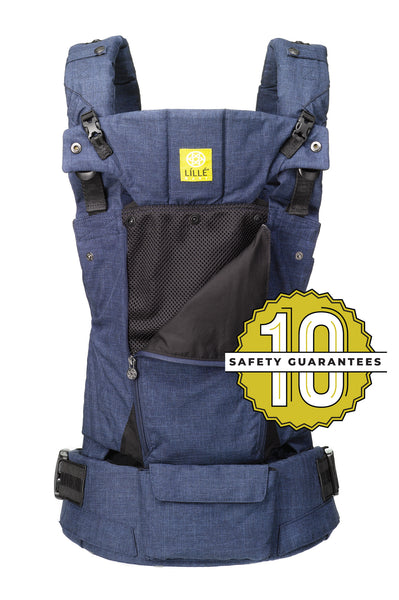 SERENITY All Seasons Luxury Carrier - Indigo