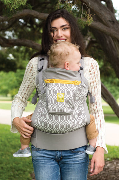 ESSENTIALS Original 4-in-1 Baby Carrier - Park Place