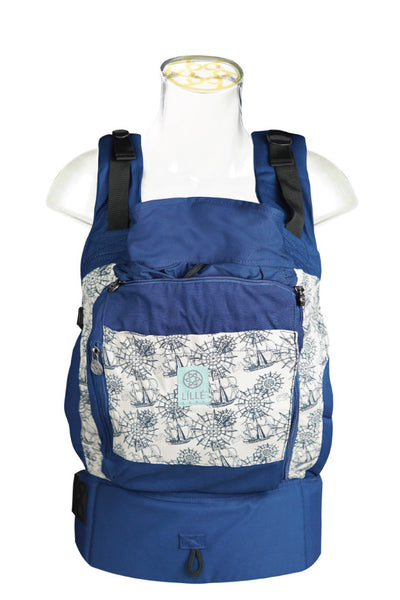 ESSENTIALS All Seasons 4-in-1 Baby Carrier - Seven Seas