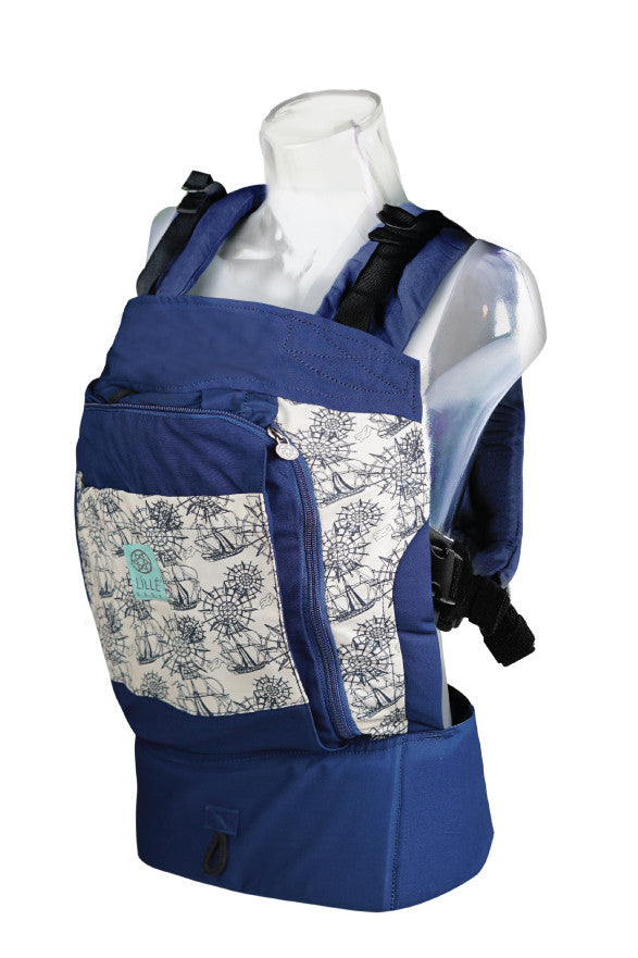 Essentials All Seasons 4 In 1 Baby Carrier Seven Seas