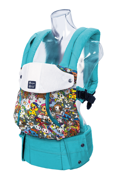 tokidoki COMPLETE Unicorno All Seasons - Turquoise