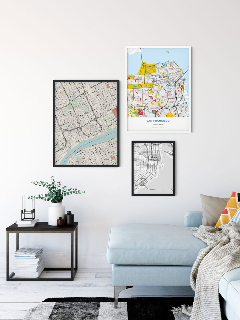 Create A Poster Map Digital Maps Map Wallpapers Customaps