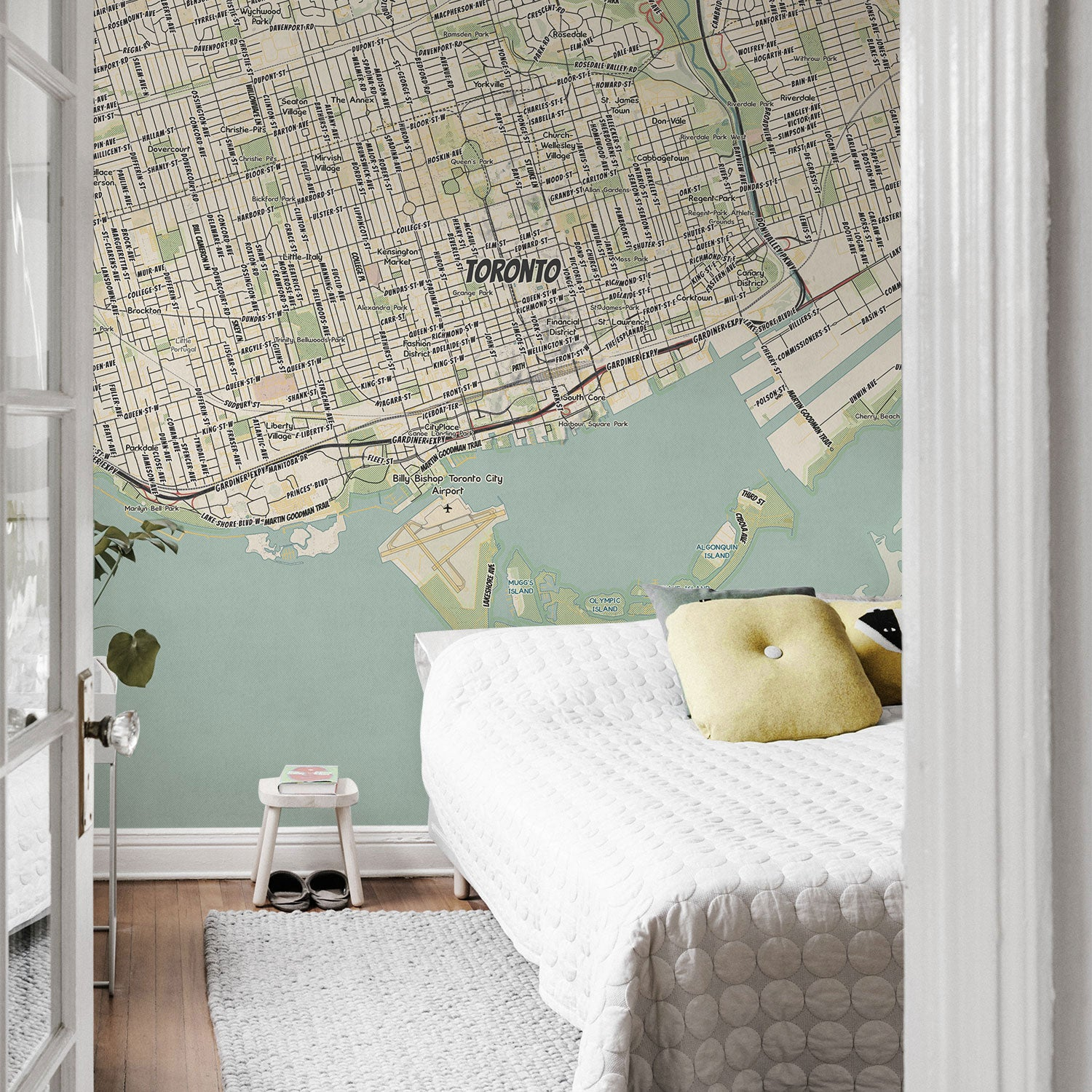 Create a poster map digital maps map wallpapers customaps toronto map gumiabroncs Gallery