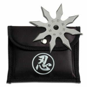 "Perfect Point Ninja ""Shuriken of Fate"" Eight Point Throwing Star"