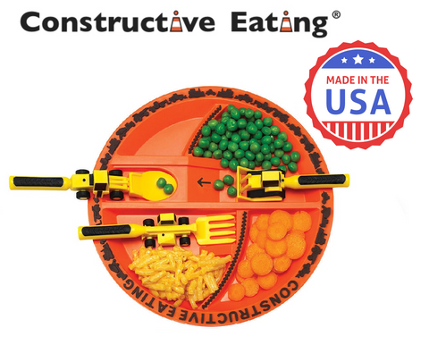 Constructive Eating - Construction Line