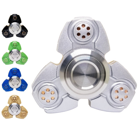 Sputnik (Odyssey) - Metal Alloy Tri Spinner Hybrid Ceramic Premium High Performance Center Bearing