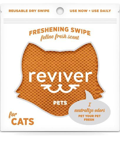Reviver Clothing Swipes Pets