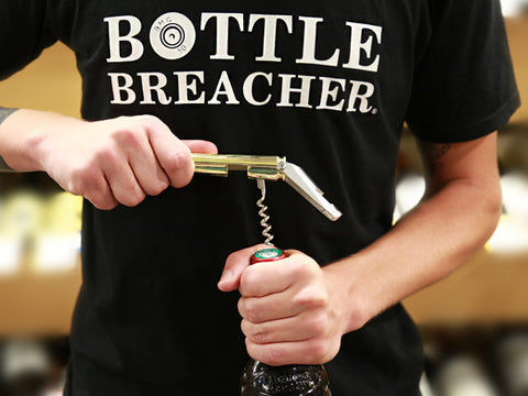 Bottle Breacher - Wine Breacher