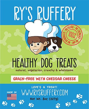 RY'S Ruffery Healthy dog treats