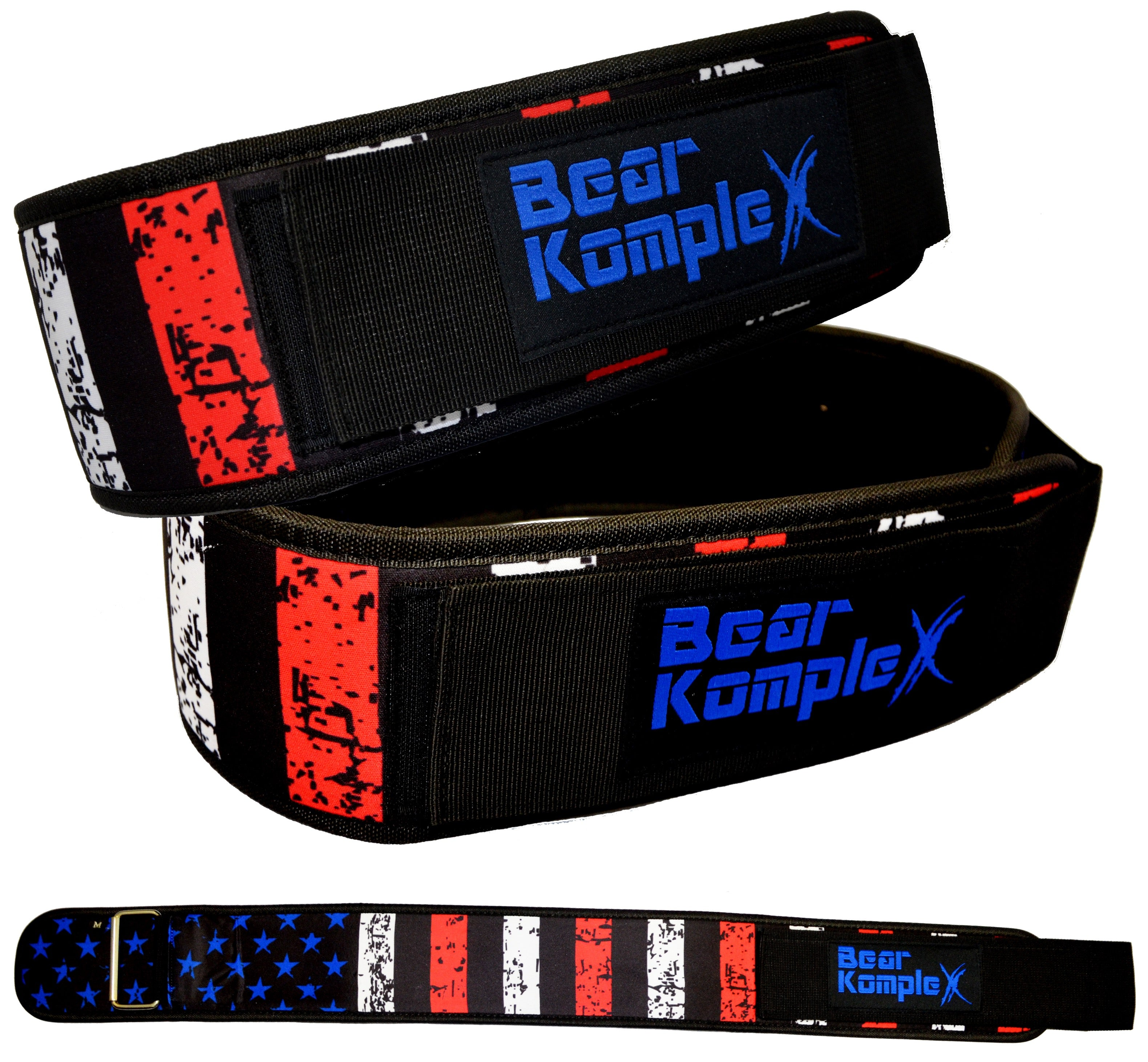 Durable and More. Cross Training Squats Weights Easily Adjustable Bear KompleX 6 Strength Weightlifting Belt for Men /& Women Low Profile with Super Firm Back for Support During Powerlifting