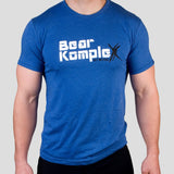 Bear KompleX Blue Men's Tee