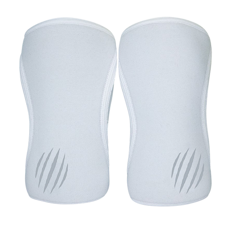 Bear KompleX Knee Sleeves- White