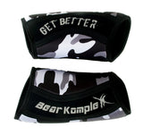Bear KompleX Knee Sleeves - Black Camo