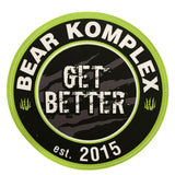 Bear KompleX Stickers