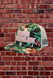 "Tropical Paradise ""BKX"" Hat"