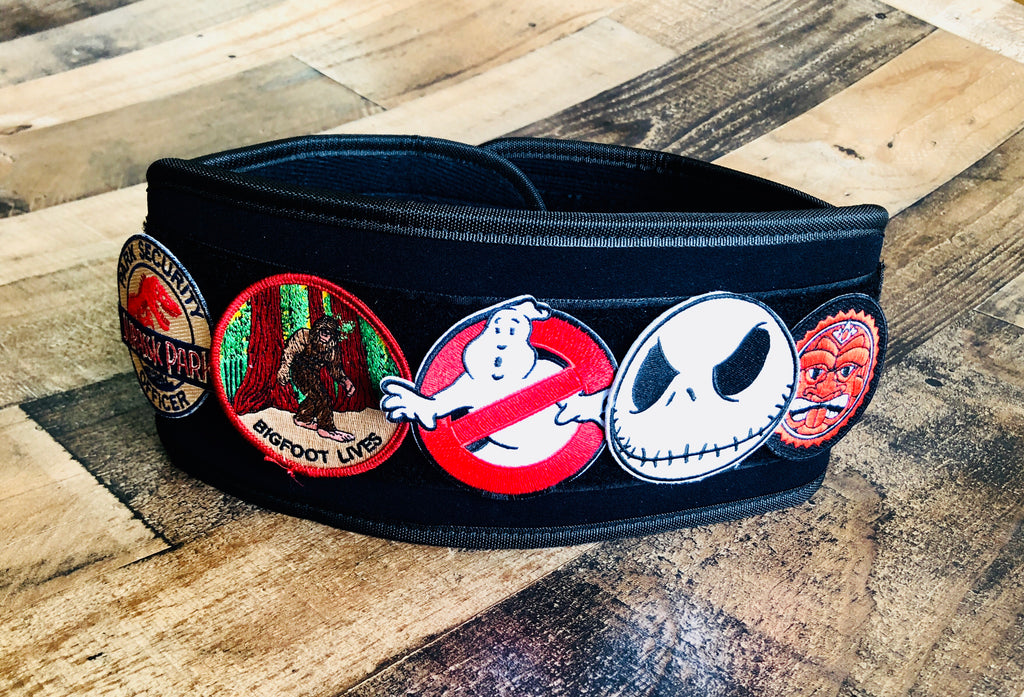 Bear KompleX Customizable Patch Belt