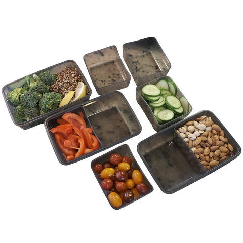 Meal Prep Containers (3-Pack)