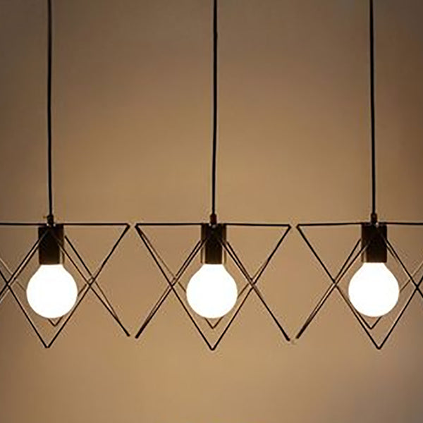 Tahti Pendant Light - Industrial Lighting Studio - 2