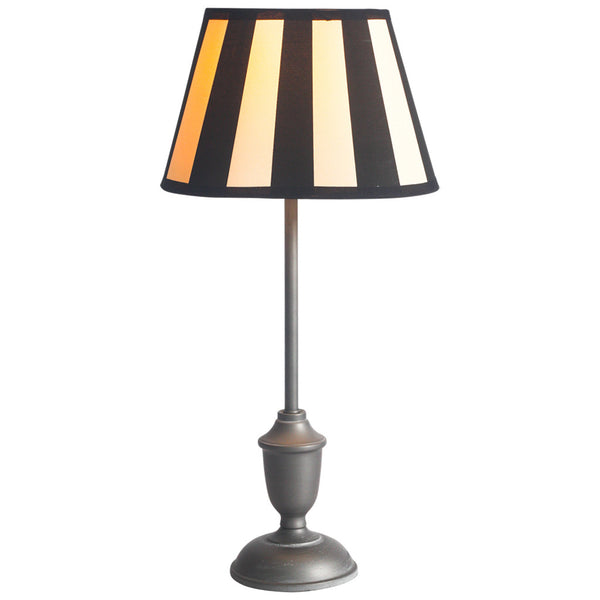 Ellipse Table Lamp - Black - Industrial Lighting Studio
