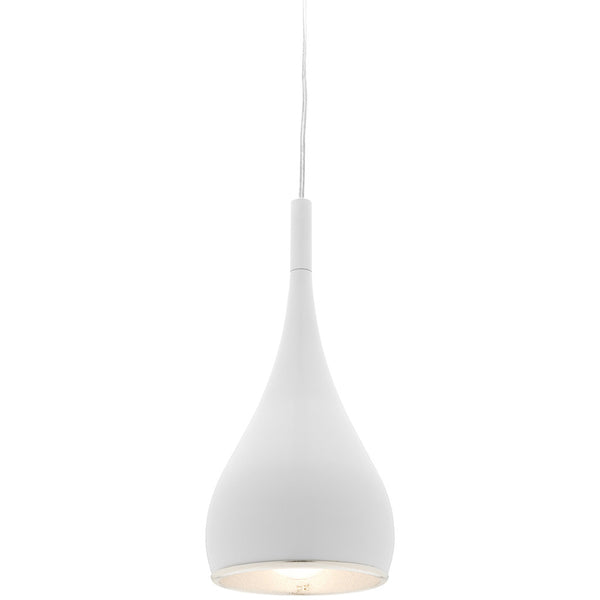 Aero Pendant Light - White - Industrial Lighting Studio