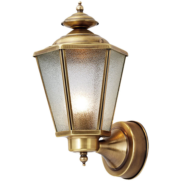 Citilux Annadale Brass Wall Light - Industrial Lighting Studio