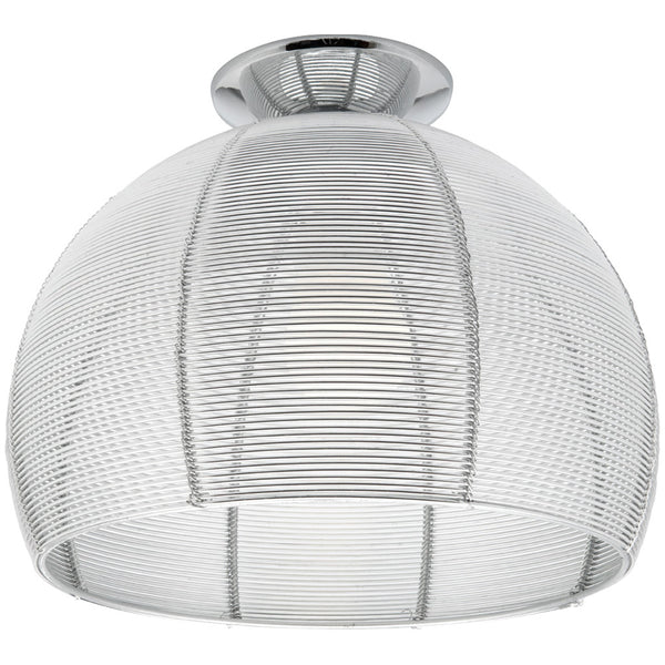 Arden Batten Fix Ceiling Light - Silver - Industrial Lighting Studio