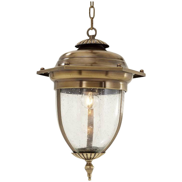 Citilux Balmain Brass Pendant Light - Industrial Lighting Studio