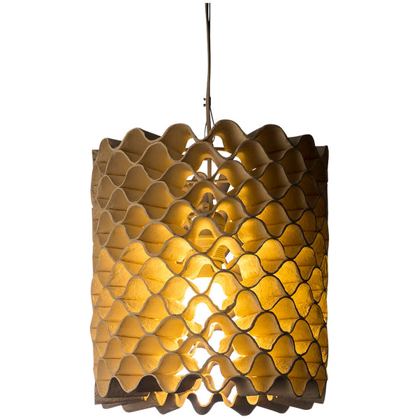Sala Verde Bee Gone Pendant - Off White - Industrial Lighting Studio