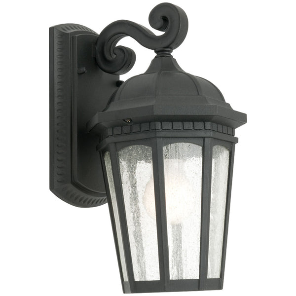 Cambridge Outdoor Light- Black - Industrial Lighting Studio