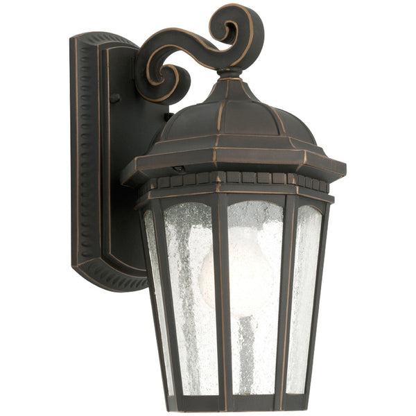 Cambridge Outdoor Light- Bronze - Industrial Lighting Studio