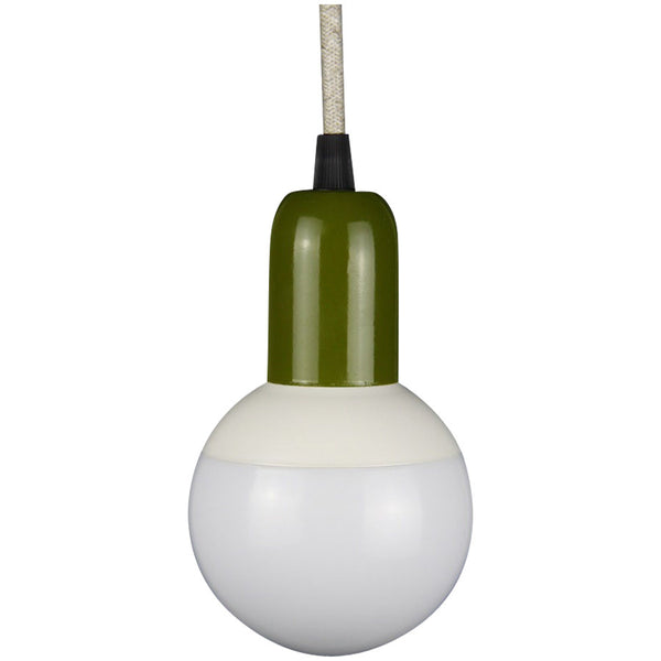 Modern Dandy Pendant Light - Quentin Crisp - Industrial Lighting Studio - 3