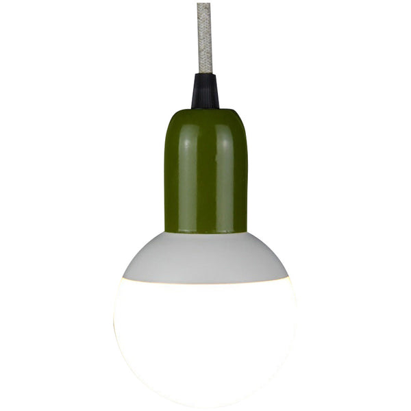 Modern Dandy Pendant Light - Quentin Crisp - Industrial Lighting Studio - 4