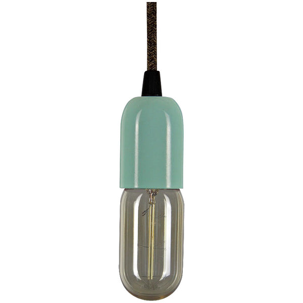 Modern Dandy Pendant Light - Sebastian Honey - Industrial Lighting Studio - 3