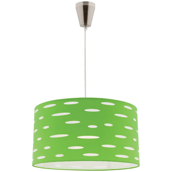 Darcy Pendant Lamp DIY - Green - Industrial Lighting Studio