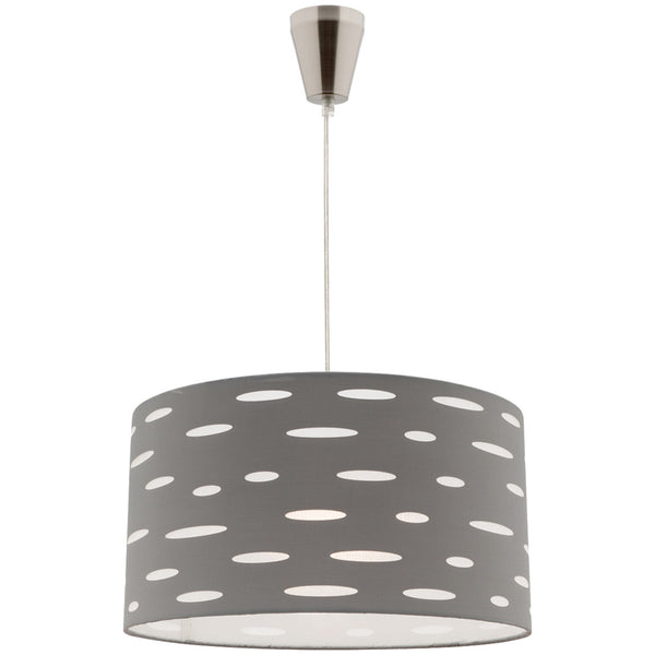Darcy Pendant Lamp DIY - Grey - Industrial Lighting Studio