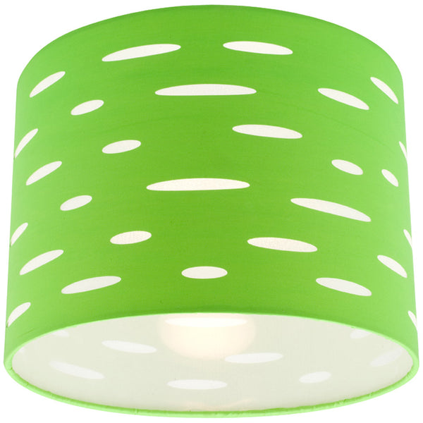 Darcy Batten Fix Ceiling Light - Green - Industrial Lighting Studio