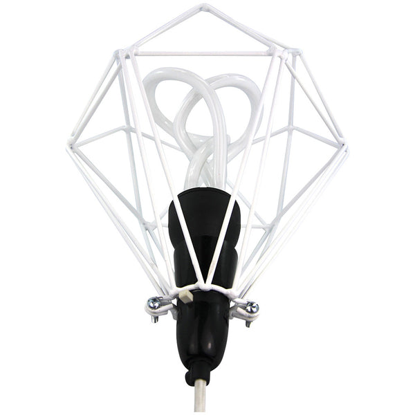 Diamond Pendant - Diamond White - Industrial Lighting Studio - 4