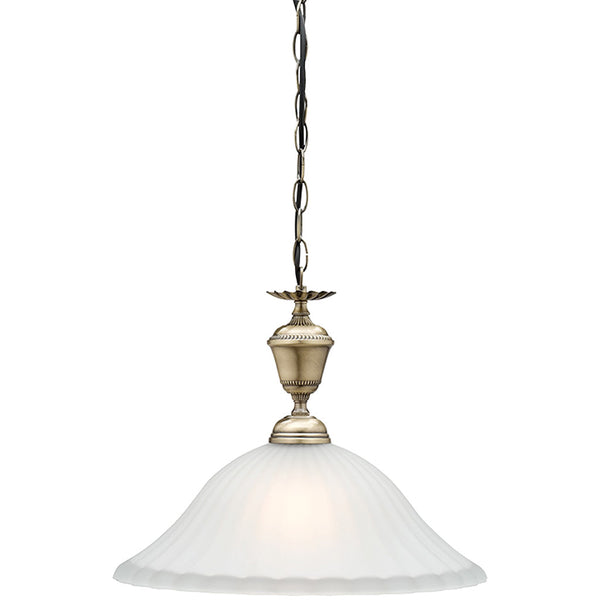 Edgewood Antique Pendant Light - Industrial Lighting Studio